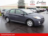 2011 Toyota Prius Two Hatchback Front-wheel Drive