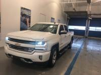 Used 2016 Chevrolet Silverado 1500 LTZ Pickup