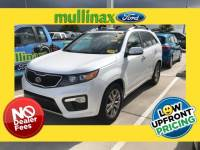 Used 2012 Kia Sorento SX W/ Panoramic Roof, 3RD ROW Seats, Back UP Camer SUV V-6 cyl in Kissimmee, FL