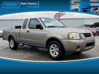 Pre-Owned 2001 Nissan Frontier XE Truck King Cab in Tampa FL