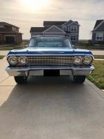 1963 Chevrolet Impala -Show n Tell Summer Eye Candy - SEE VIDEO