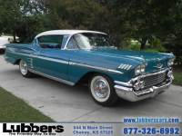 1958 Chevrolet Impala Coupe
