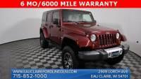 2008 Jeep Wrangler Unlimited Sahara SUV V6 SMPI