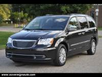 2015 Chrysler Town & Country Touring-L Rear Entertainment for sale in Flushing MI