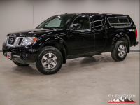 2013 Nissan Frontier PRO-4X Extended Cab 4WD