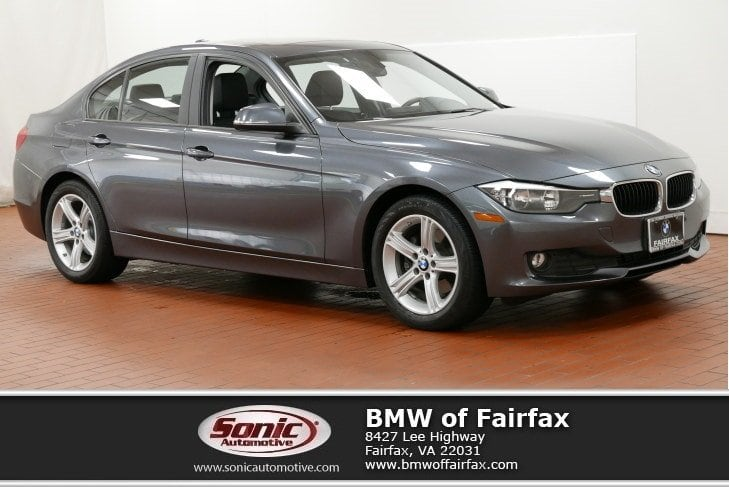 Photo Certified Used 2015 BMW 3 Series Sedan in Fairfax, VA