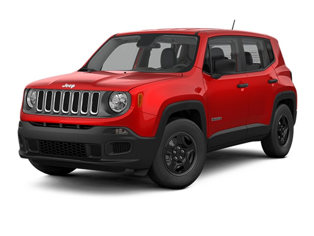 Photo Certified Pre-Owned 2017 Jeep Renegade Sport SUV For Sale Toledo, OH