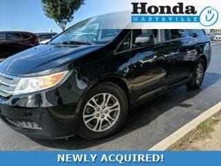 Photo Certified 2013 Honda Odyssey EX-L Van