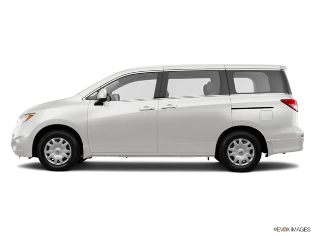 Photo Used 2015 Nissan Quest MinivanVan For Sale in Asheville, NC