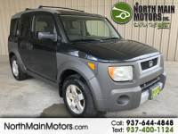 2004 Honda Element 4WD EX Manual w/Side Airbags