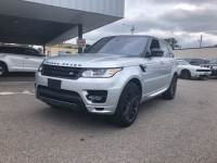 2017 Land Rover Range Rover Sport Supercharged HSE Dynamic 4WD