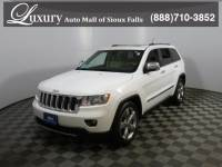 2013 Jeep Grand Cherokee Overland SUV in Sioux Falls, SD