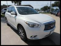 Used 2013 INFINITI JX35 AWD in Houston, TX