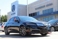 2016 Acura TLX TLX 3.5 V-6 9-AT SH-AWD with Advance Package