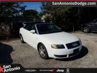 Used 2004 Audi A4 2004 2dr Cabriolet 1.8T CVT Convertible