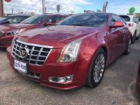Used 2013 CADILLAC CTS Performance Coupe For Sale Austin TX