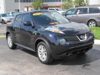Pre-Owned 2014 Nissan JUKE 5dr Wgn CVT SL FWD FWD