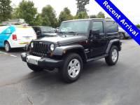 Used 2012 Jeep Wrangler Sahara in Cincinnati, OH