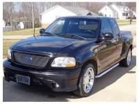 2000 Ford F-150 Harley D.