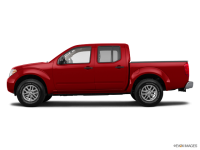 Used 2017 Nissan Frontier PRO-4X Pickup