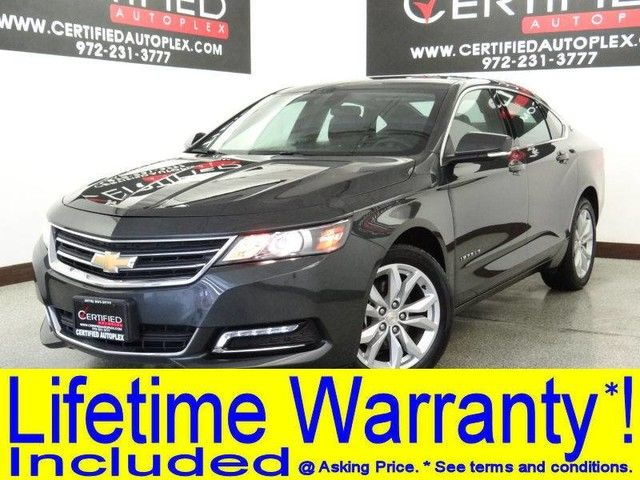 Photo 2018 Chevrolet Impala LT 3.6L V6 REAR CAMERA DUAL POWER LEATHER SEATS APPLE CARPLAY ANDROID AUTO