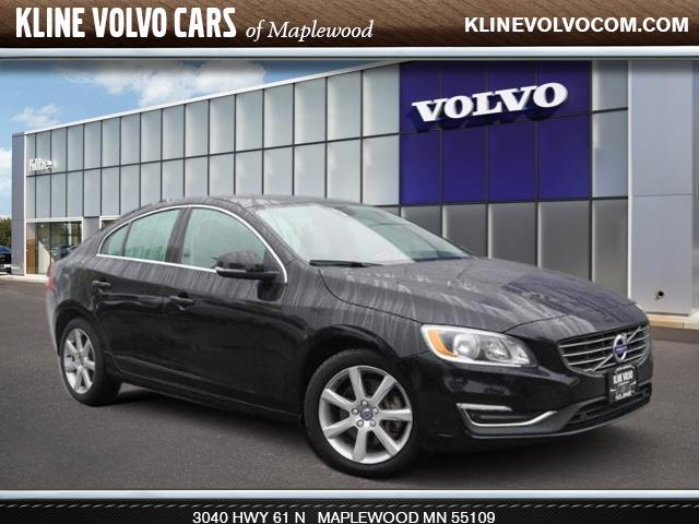 Photo Used 2016 Volvo S60 Inscription T5 Premier AWD 2.5l 5cyl Sedan For Sale Maplewood, MN