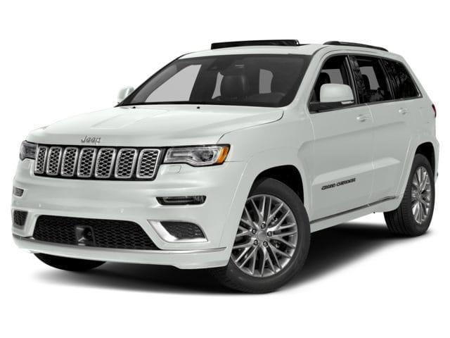 Photo Used 2018 Jeep Grand Cherokee SUMMIT SUV for sale in Barstow CA