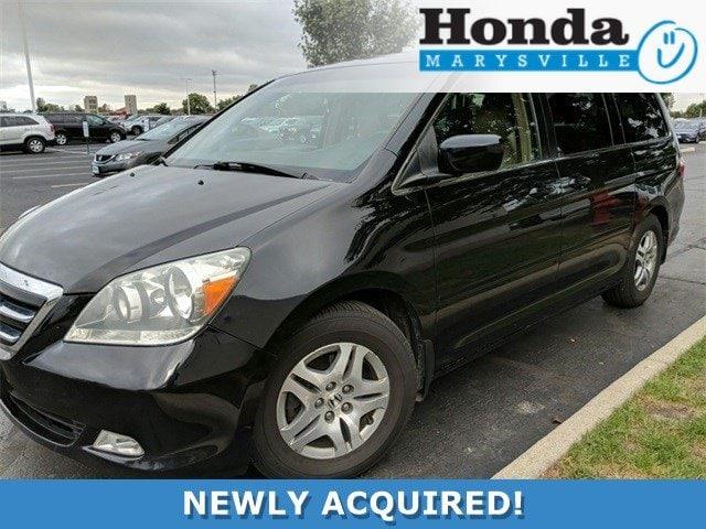 Photo Used 2006 Honda Odyssey EX-L Van