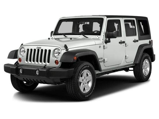 Photo Used 2016 Jeep Wrangler Unlimited Sport 4WD Sport For Sale in New London  Near Norwich, CT