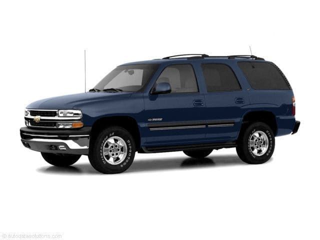 Photo Used 2004 Chevrolet Tahoe For Sale Oklahoma City OK