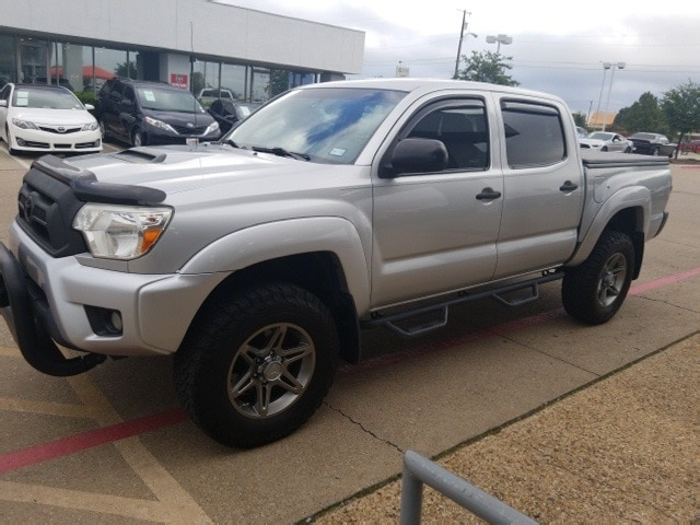 Photo 2012 Toyota Tacoma Prerunner TX Edition, Navigation Truck Double Cab 4x2 4-door