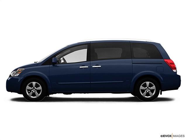 Photo Pre-Owned 2008 Nissan Quest 3.5 Van in Jacksonville FL