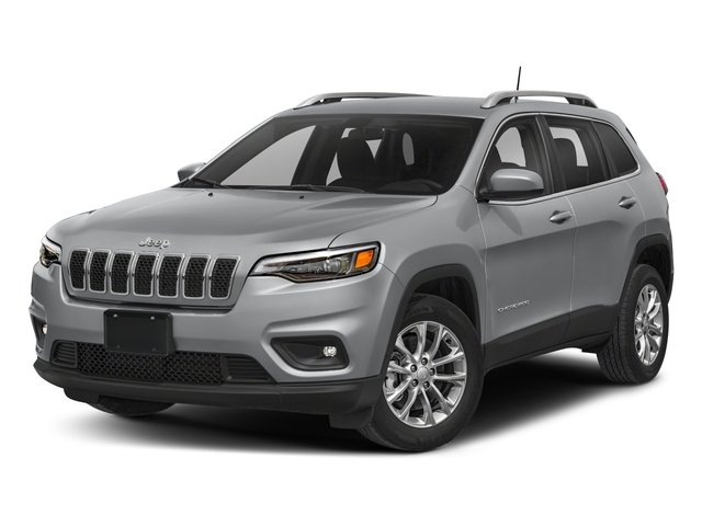 Photo 2019 Jeep Cherokee Latitude - Jeep dealer in Amarillo TX  Used Jeep dealership serving Dumas Lubbock Plainview Pampa TX