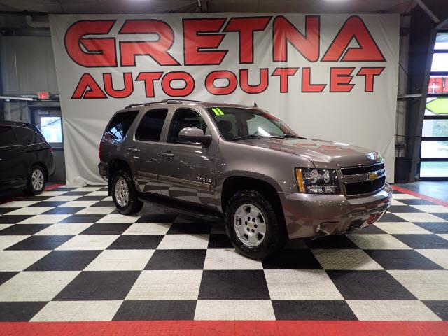 Photo 2011 Chevrolet Tahoe LT 4X4 AUTO 5.3L V8 SUV HEATED LEATHER POWER ALL