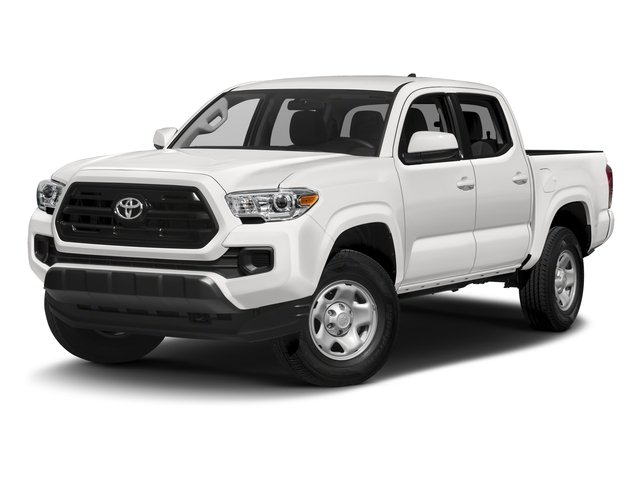 Photo Pre-Owned 2016 Toyota Tacoma 4WD Double Cab V6 AT SR Short Bed