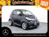 Pre-Owned 2015 smart fortwo