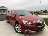 Pre-Owned 2014 Buick LaCrosse Leather Group FWD 4D Sedan