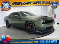 Pre-Owned 2018 Dodge Challenger R/T 392 Coupe Rear-wheel Drive Fort Wayne, IN