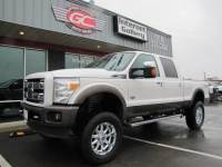2015 Ford Super Crew F-250 FX4 4x4 Diesel Lifted King Ranch Loaded