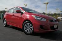 Pre-Owned 2017 Hyundai Accent SE Front Wheel Drive Hatchback