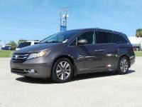 2016 Honda Odyssey Touring Minivan