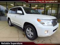 2015 Toyota Land Cruiser Base SUV 4WD For Sale in Springfield Missouri