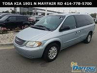 2001 Chrysler Town & Country LX Van Passenger Van For Sale in Madison, WI