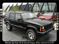 2001 Jeep Cherokee Police SUV For Sale in Madison, WI