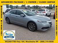 2015 Acura TLX TLX 3.5 V-6 9-AT SH-AWD with Advance Package Sedan For Sale in Madison, WI