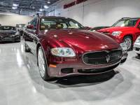 Used 2007 Maserati QUATTROPORTE M139