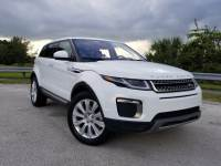 Certified Pre-Owned 2017 Land Rover Range Rover Evoque HSE 4WD