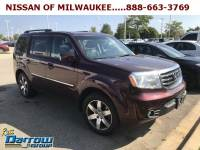 2012 Honda Pilot Touring w/RES/Navi 4WD SUV For Sale in Madison, WI