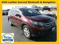 2012 Honda CR-V EX-L AWD SUV For Sale in Madison, WI