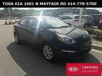 2017 Kia Rio LX Sedan For Sale in Madison, WI